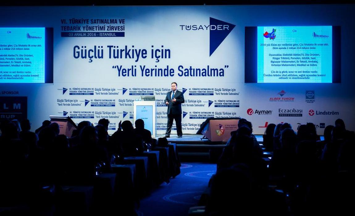 VI Türkiye Satınalma ve Tedarik Yönetimi Zirvesi