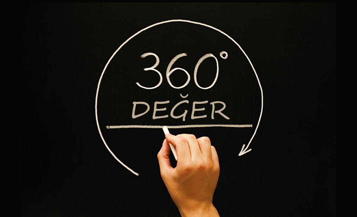 """Var Mısınız 360° """"Değer""""e ?"""