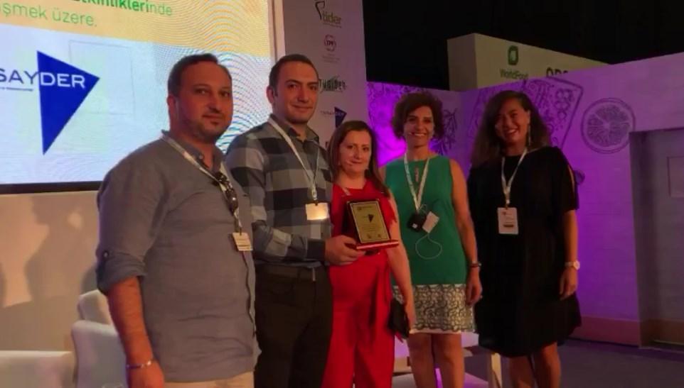TÜSAYDER, WorldFood Istanbul 2018'e katıldı!
