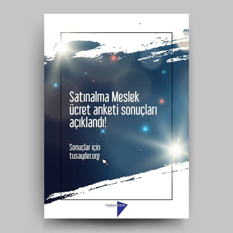 Türkiye Satınalma Meslek Anketi 2019 Sonuçları Açıklandı
