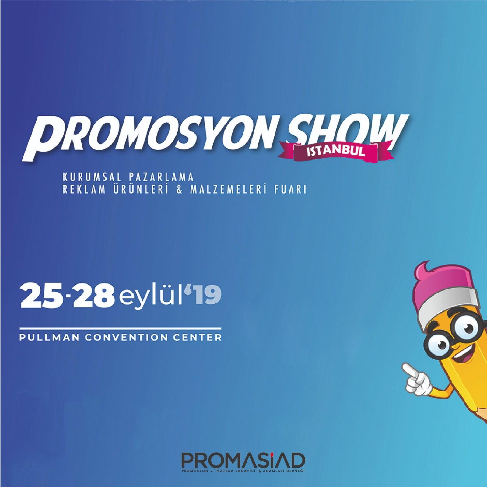 3. Promosyon Show İstanbul